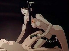 Anime inverted sex scene nearly an house waiting upon